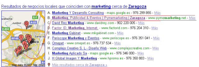 marketing en zaragoza. Agencia de publicidad en internet