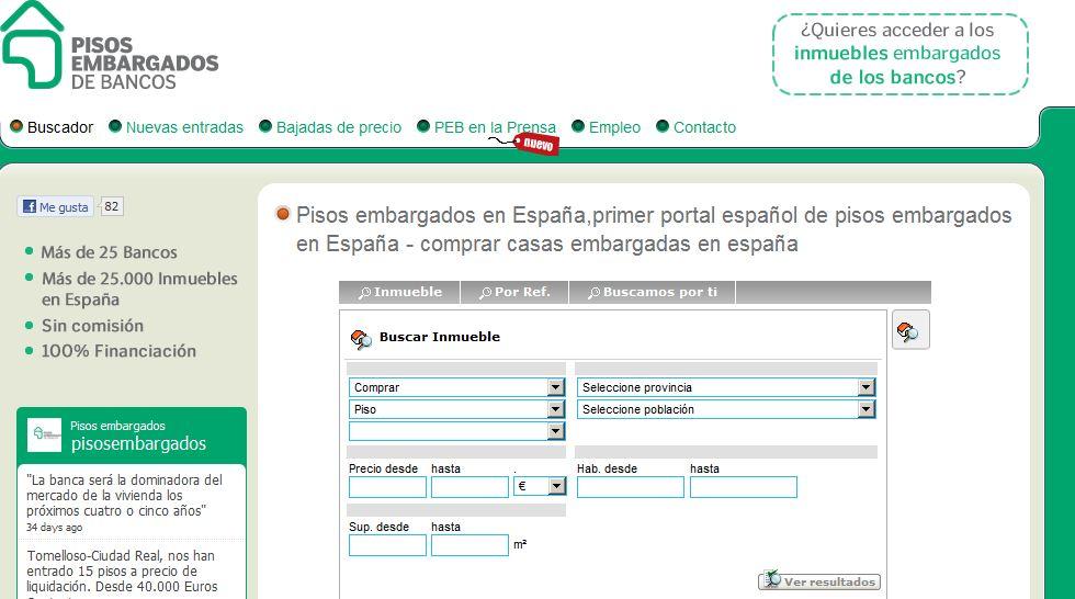 La web para comprar un piso embargado consultoria de marketing en internet - Pisos embargados zaragoza ...